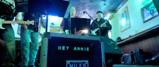 Mar. 30, 2012; Hey Annie at McCormick's..Photo by Matt Cashore